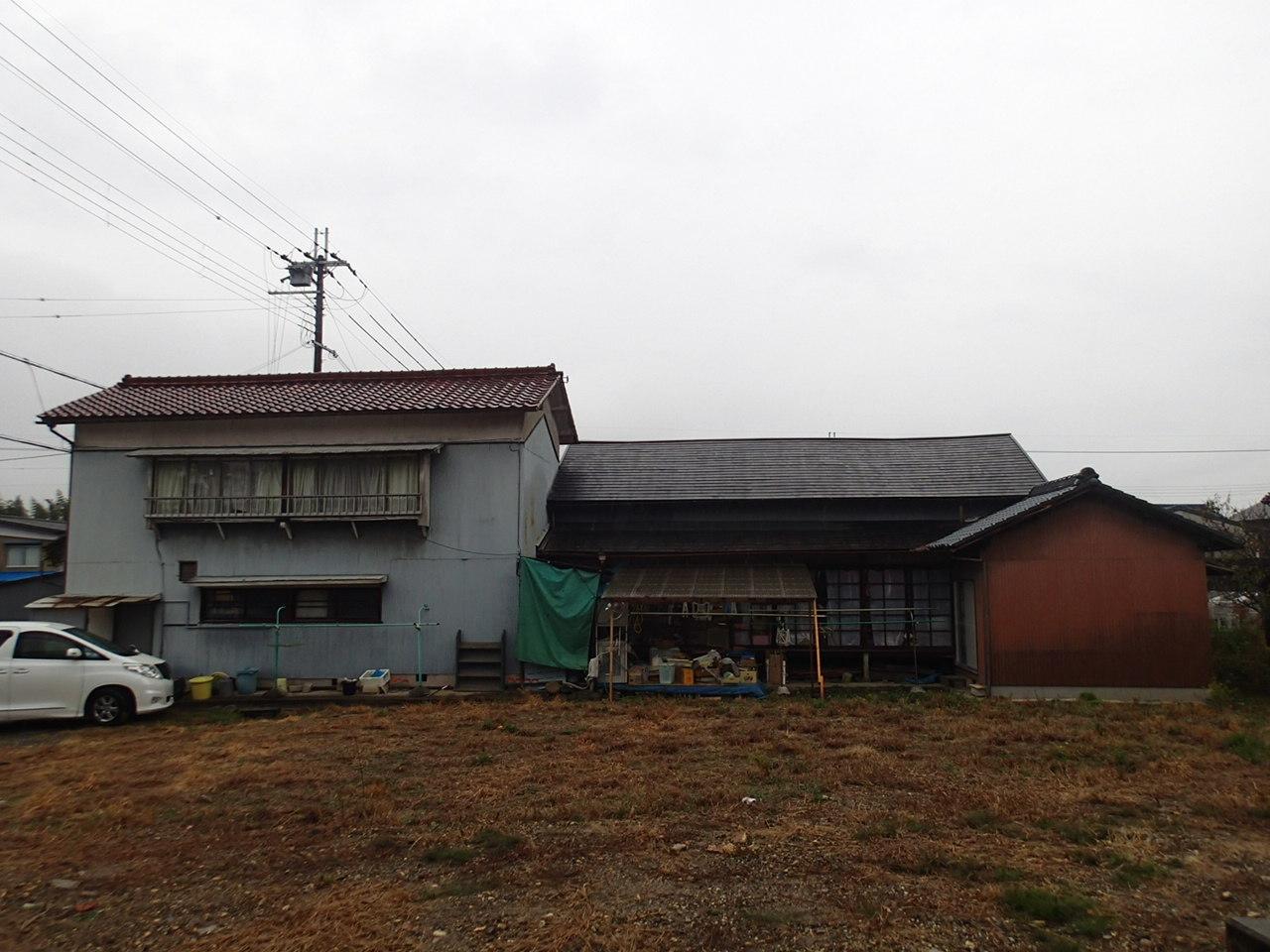 加東市某所 K氏邸解体工事