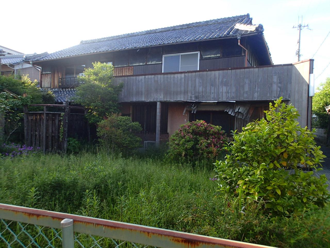 加東市某所 Y様邸 木造解体工事